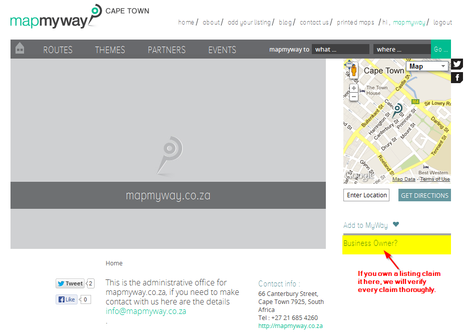 claim_a_listing_mapmyway_Cape Town