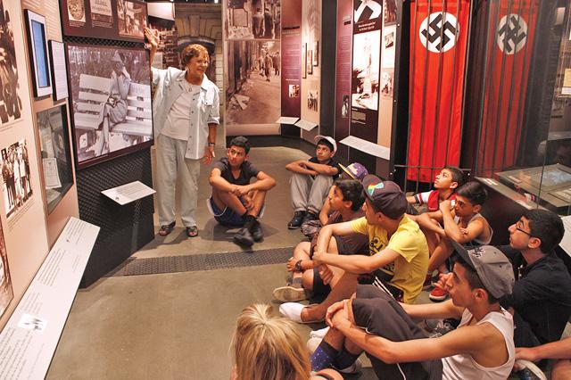 Holocaust--Museum-learners