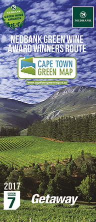 Green Map Wine Route 2017