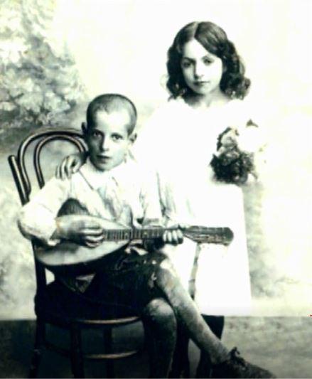 Leah, Teddy and the Mandolin, Yiddish Song Documentary Film