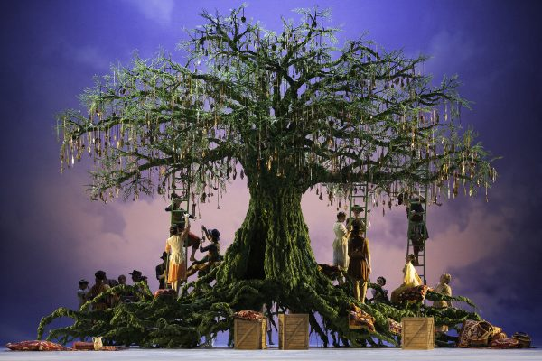Fugard Bioscope, Royal Ballet production of The Winterís Tale