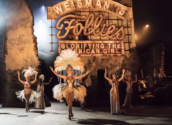 The Fugard Bioscope, FOLLIES by Goldman, National Theatre, London