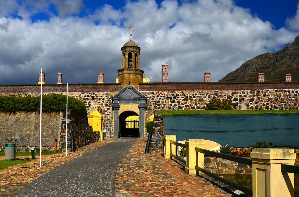 Colonial History, Castle of Good Hope