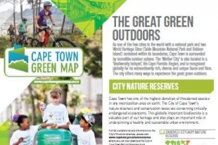 Launch of the 4th Edition of Cape Town Green Map