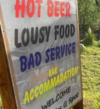 A hot little spot in the Karoo