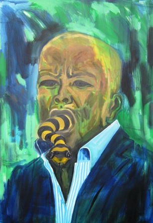 Thembalakhe Prospect Shibase: Paint, Masculinity, Power and Violence