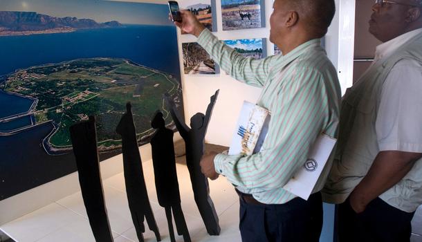 Robben island video game aims to teach kids about apartheid