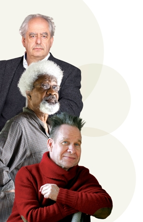 William Kentridge, Peter Sellars & Wole Soyinka A Unique Gathering @ Baxter