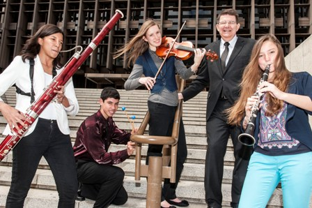 National Youth Music Competition – royal flush for Artscape