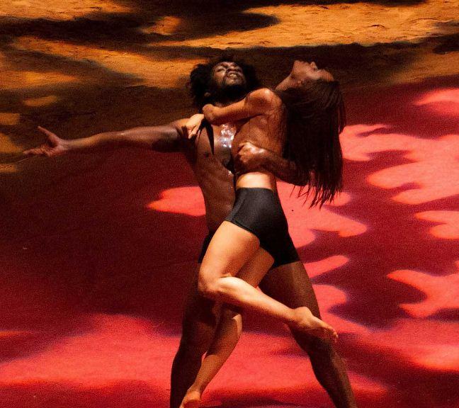 Joburg Ballet & Colombian dance company in Celebration 5 @ Joseph Stone Theatre