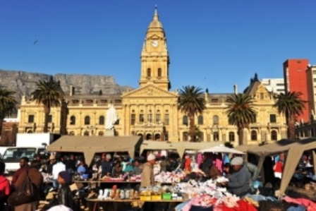 Cape Town Takes 3rd In Lonely Planet's Best in Travel 2014
