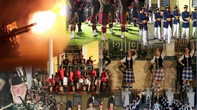 Event: Cape Town Military Tattoo