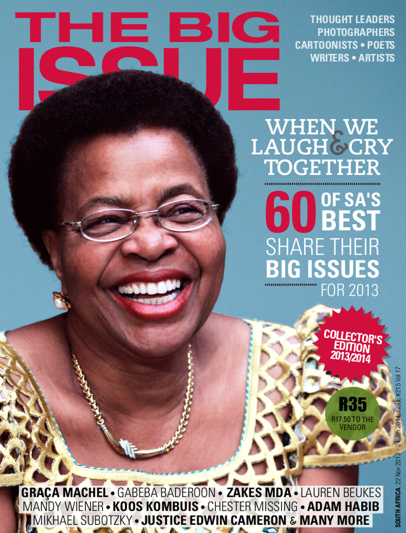 The Big Issue: Deluxe 2013/2014 Collector's Edition!