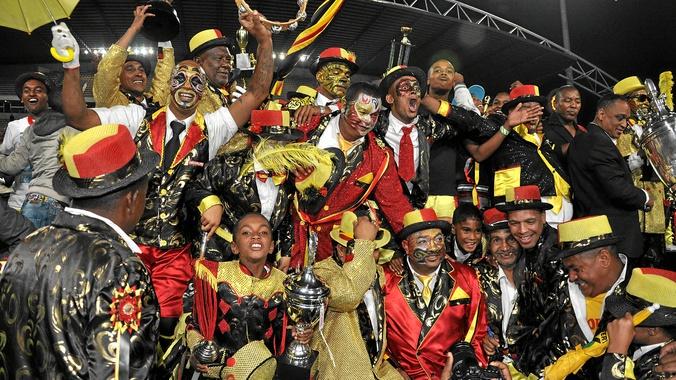 Minstrel Carnival: Unruly coonery