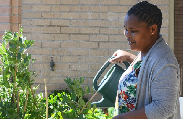 Making 'our edible' City Grow