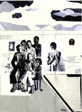 """""""Remembering Peter Clarke"""" South African National Gallery"""