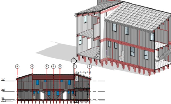 Environmentally Sound & Affordable Housing Solution