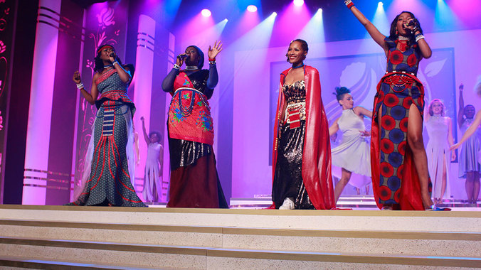 Mbokodo women solid as a rock in the cultural world