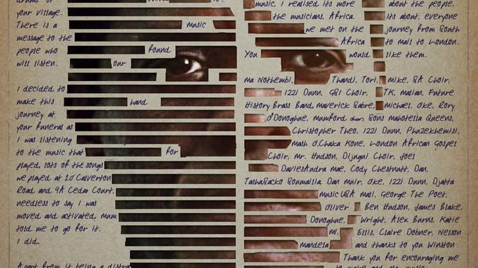 Idris Elba's debut album a fitting tribute to Mandela