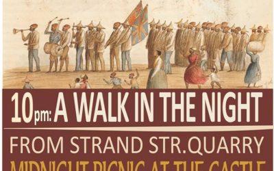 Emancipation Day: Walk in the Night