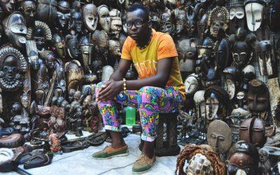 Fundiswa Ntoyi's fascination with portraiture