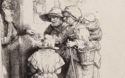 Rembrandt: More than scratching the surface