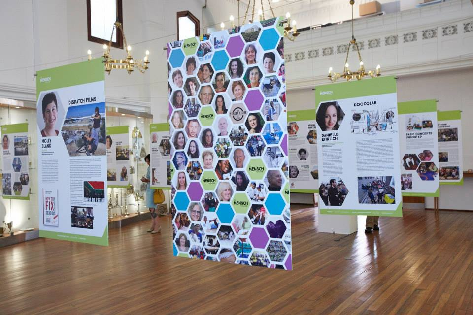 The Mensch Network: a special Expo @ South African Jewish Museum