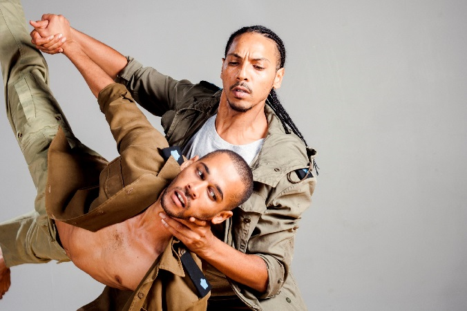 A Double Bill of Dance at the Baxter in April