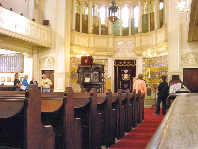 GreatSynagogue-interior