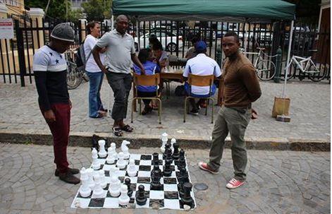 Open Streets Langa