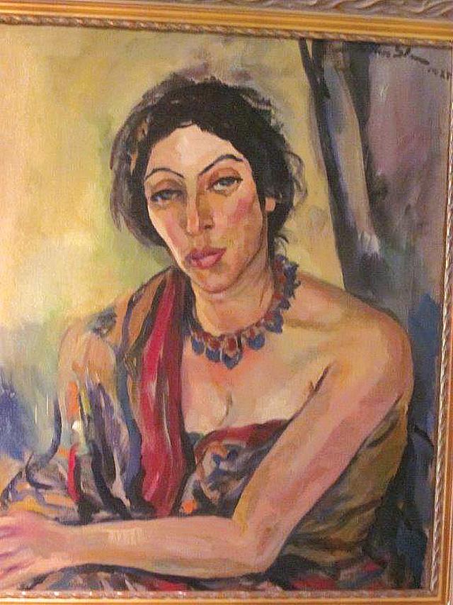 Rosa-portrait