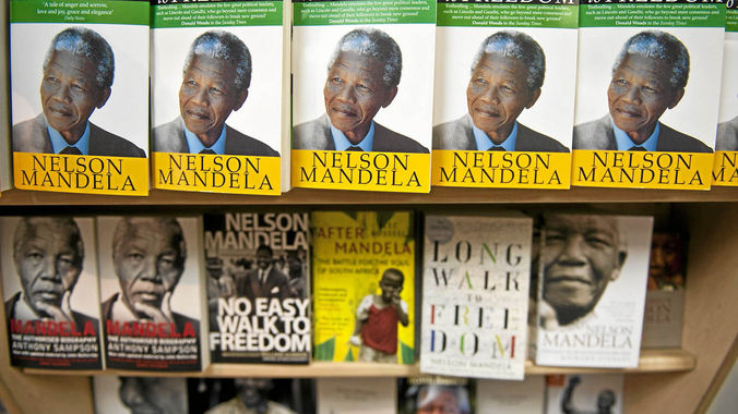 Long Walk to Freedom sequel to hit bookshops next year