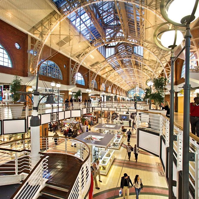 Double coup for V&A Waterfront in green building rating awards