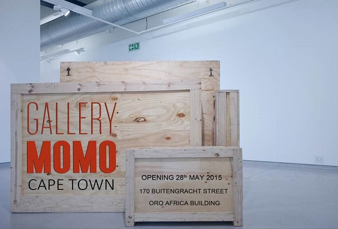 Gallery MOMO opens in Cape Town