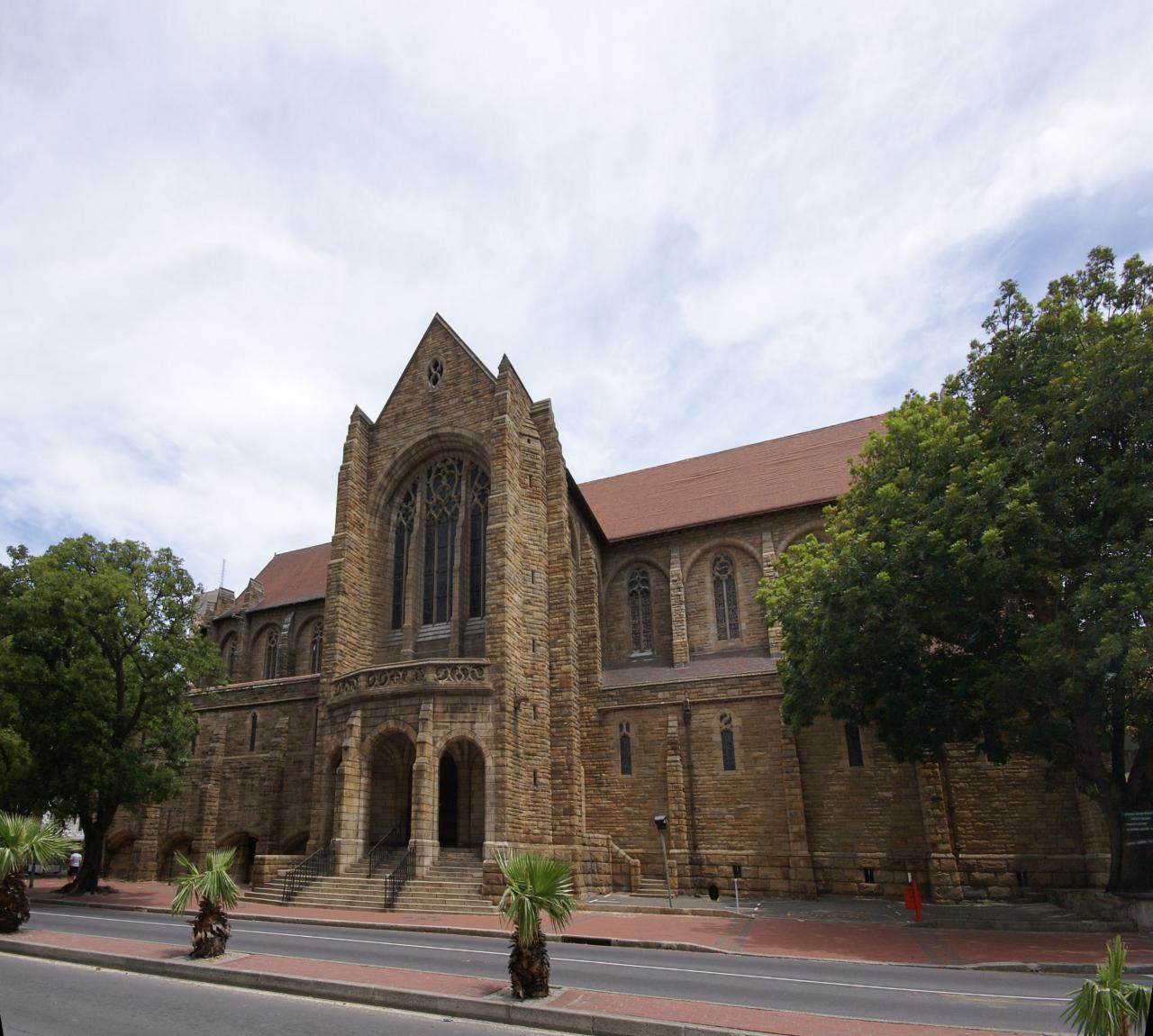 St George's Cathedral, Wale Street, Cape Town