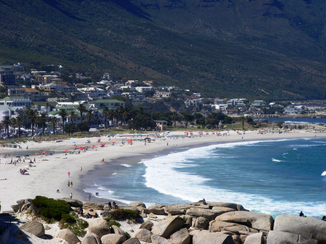 Blue Flag Status for 10 Cape Town beaches