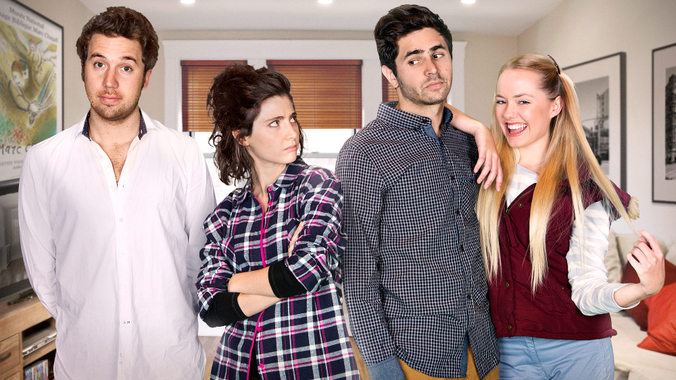 Blistering humour defines 'Bad Jews'