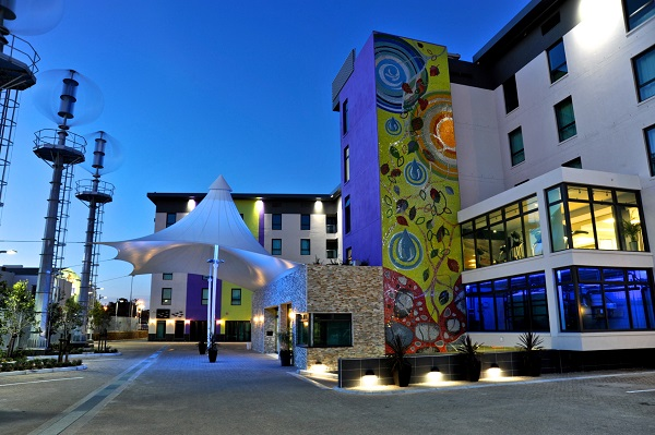 "Skål International Sustainable Tourism Awards – Hotel Verde ""Best Urban Accommodation"""
