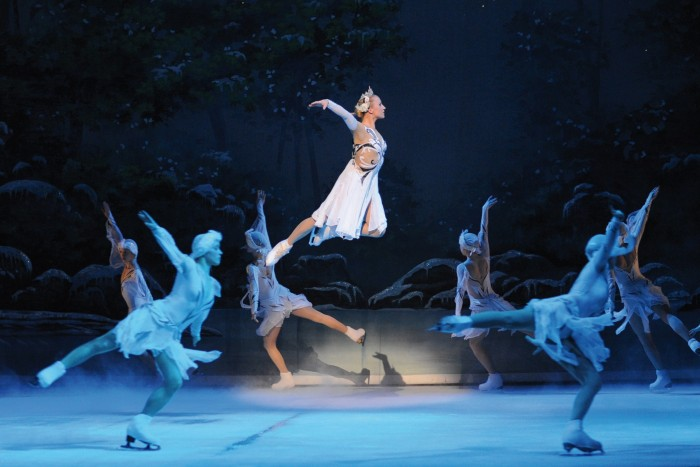The Imperial Ice Stars in Swan Lake on Ice