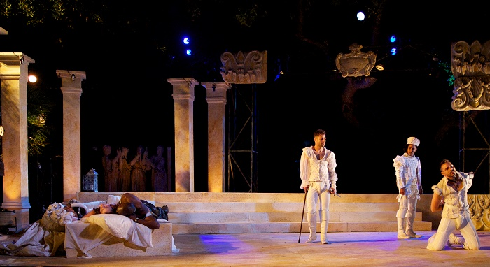 Artscape presents Othello at Maynardville