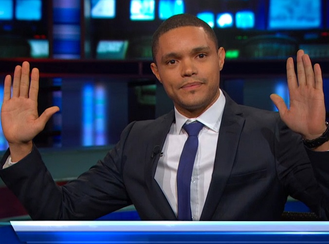 The Trevor Noah phenomenon: young, black South Africans are standing up