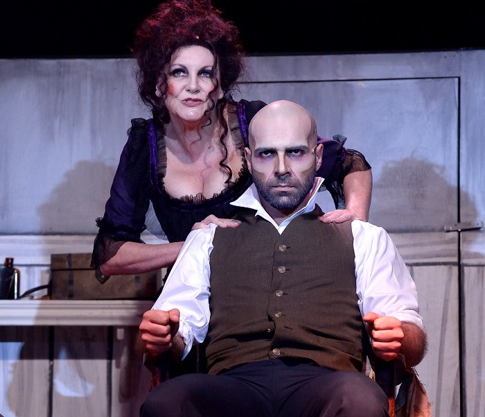Sweeney Todd at Theatre on the Bay