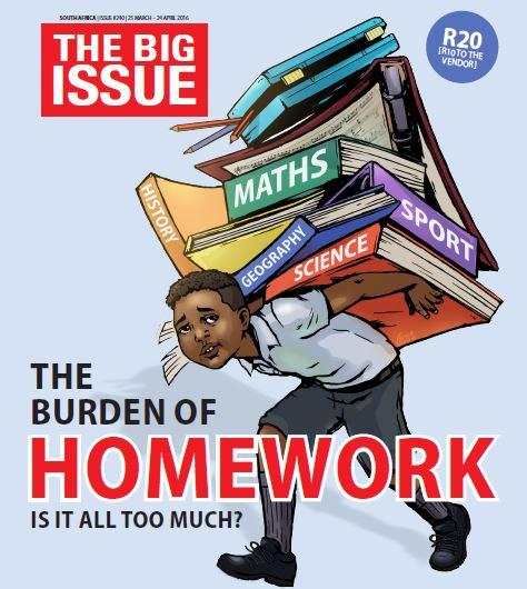 The Big Issue #240 now out