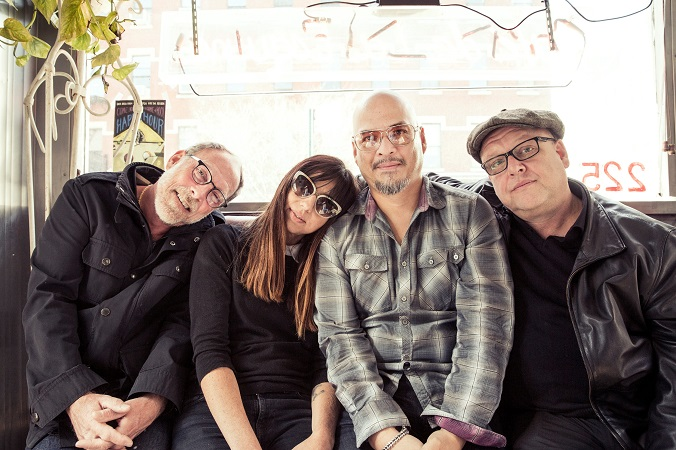 The Pixies to headline Rock The Lawns music festival