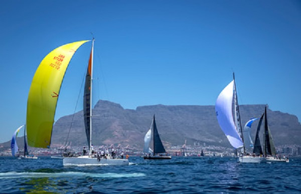 Cool wind blows at Cape Town Race Week