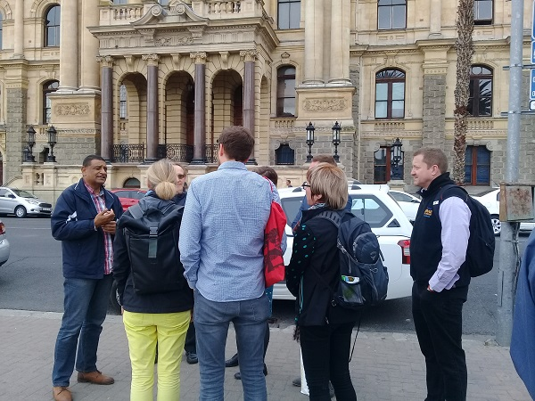 Cape Town City Heritage walk