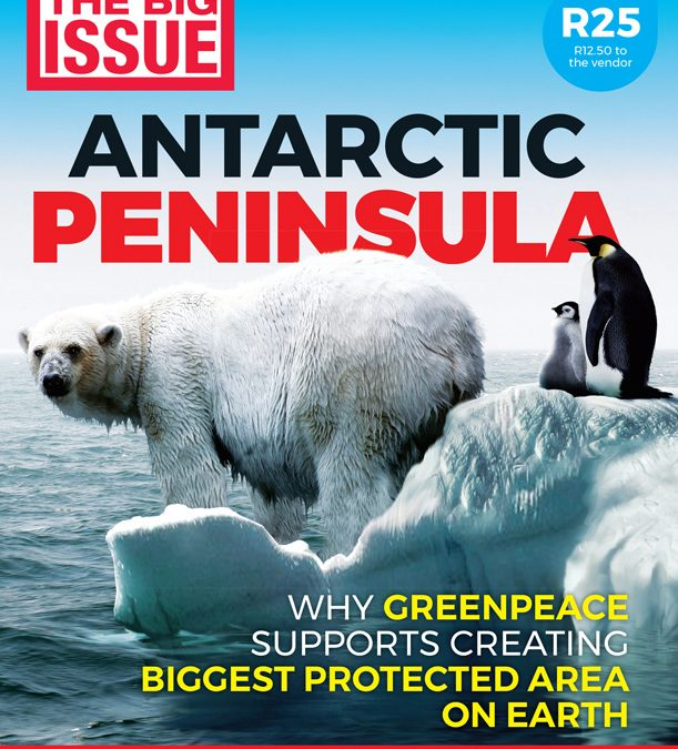 The Big Issue #263 is on sale NOW!