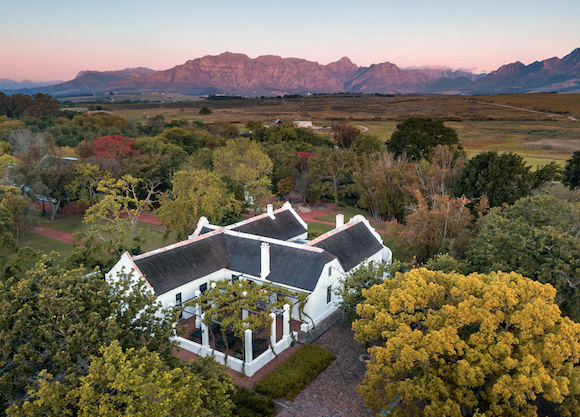 African Responsible Tourism Awards finalist, Spier