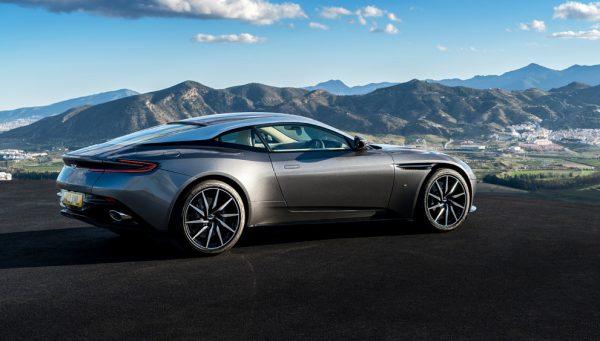 Aston Martin, V&A Waterfront