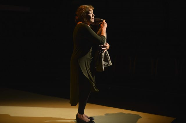 The Year of Magical Thinking at Baxter Theatre starringDorothy Ann Gould